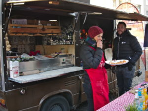 Das Pizza Prinzip Wochenmarkt Bonn