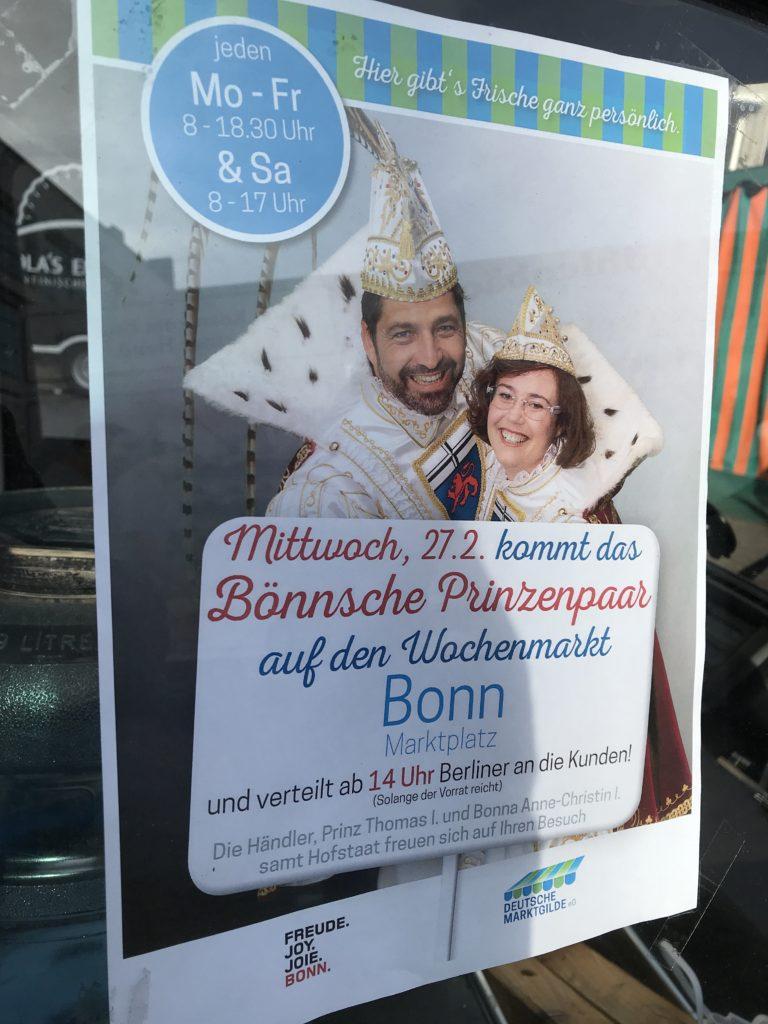 Bonner Prinzenpaar