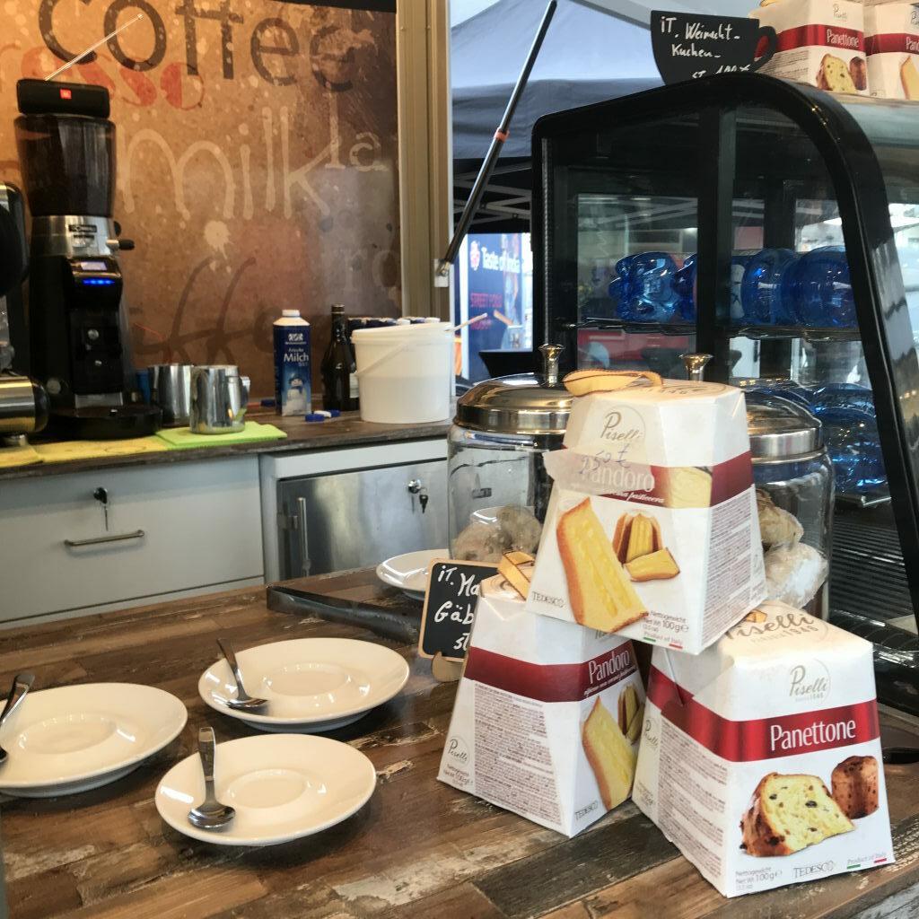 Café Stand am Bonner Markt